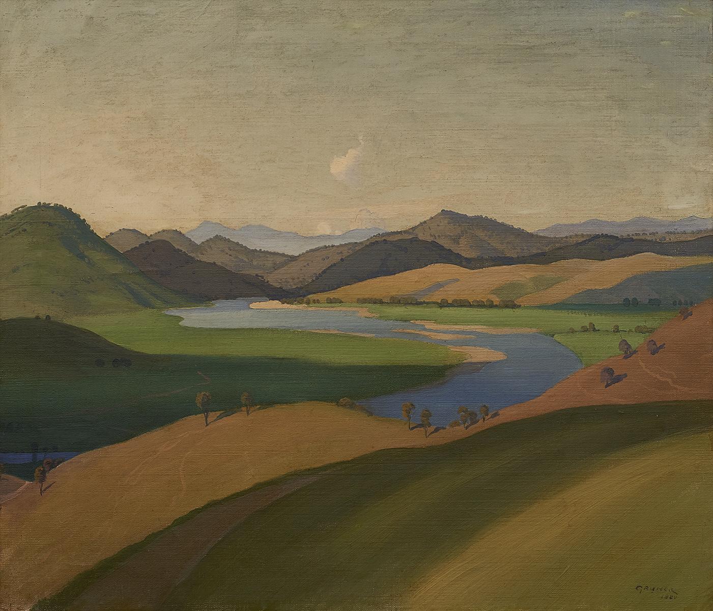 Elioth Gruner <br>(1882-1939)