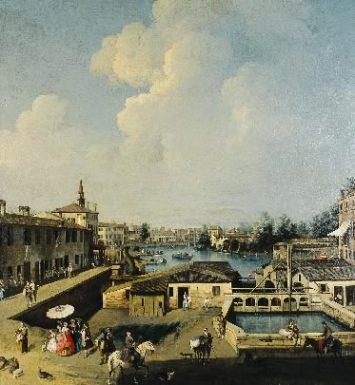 Giovanni Battista Cimaroli (Italian, 1687-1771)
